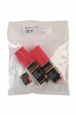 Connect 37017 Assorted Adhesives Pk of  3